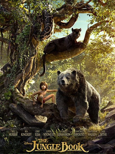 دانلود فیلم کتاب جنگل 2016 The Jungle Book