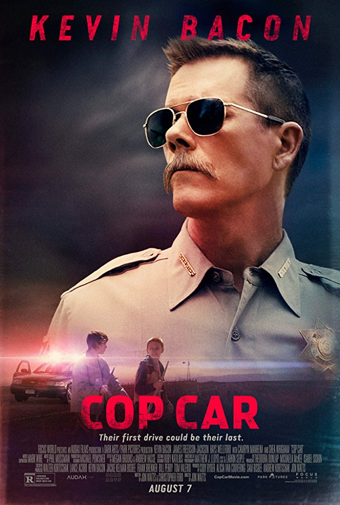 دانلود فیلم ماشین پلیس Cop Car 2015