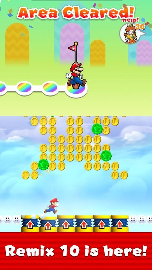 دانلود Super Mario Run 3.0.12 - بازی دوست داشتنی قارچ خور برای اندروید و آی او اس