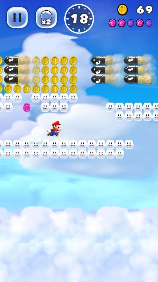 دانلود بازی قارچ خور برو Super Mario Run