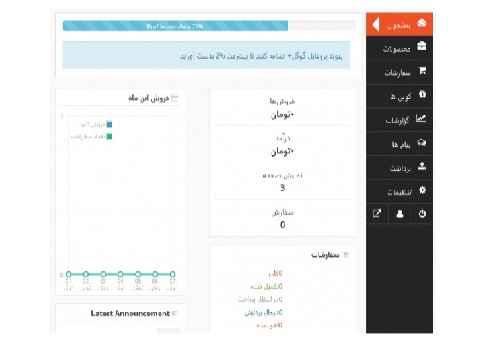 افزونه چند فروشندگی دکان فارسی Dokan Pro نسخه 2.7.0