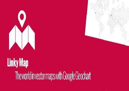 افزونه معرفی نمایندگی ها و شعبLinky Map جوملا