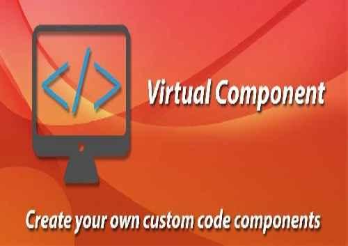 افزونه ساخت صفحه مجازی Virtual Component 1.0.4 برای جوملا 3