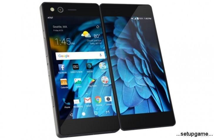 ZTE به دنبال عرضه نسل جدید گوشی تاشو Axon M است