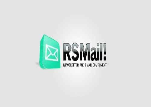 افزونه ساخت خبرنامه جوملا rsmail 1.22.9 برای جوملا 3