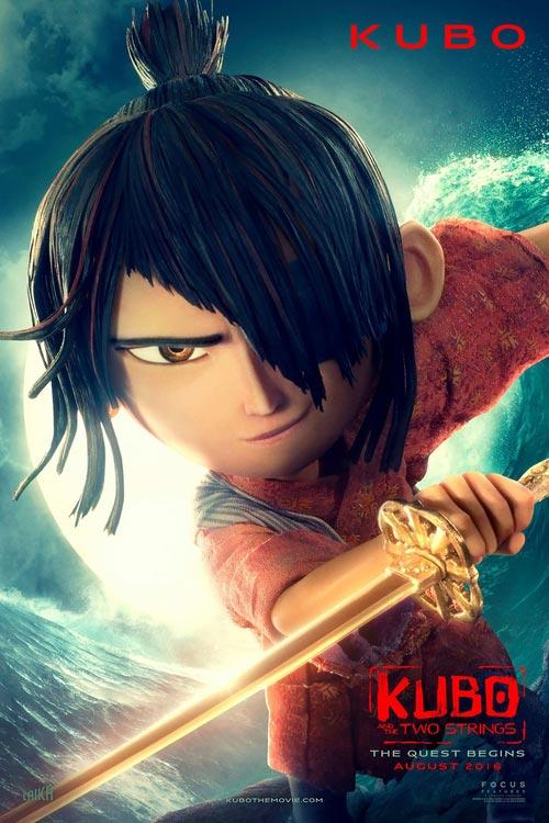 دانلود انیمیشن کوبو Kubo 2016