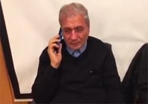 اشک ریختن وزیر کار در گفتگوی تلفنی با همسر یکی از جان باختگان کشتی «سانچی» + فیلم