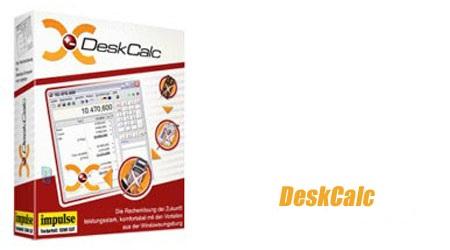 دانلود نرم افزار ماشین حساب برای کامپیوتر - DeskCalc Pro 8.2.8