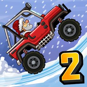 دانلود رایگان نسخه پچ شده بازی Hill Climb Racing 2 v1.12.0 - بازی تپه نوردی با ماشین 2 برای اندروید و آی او اس