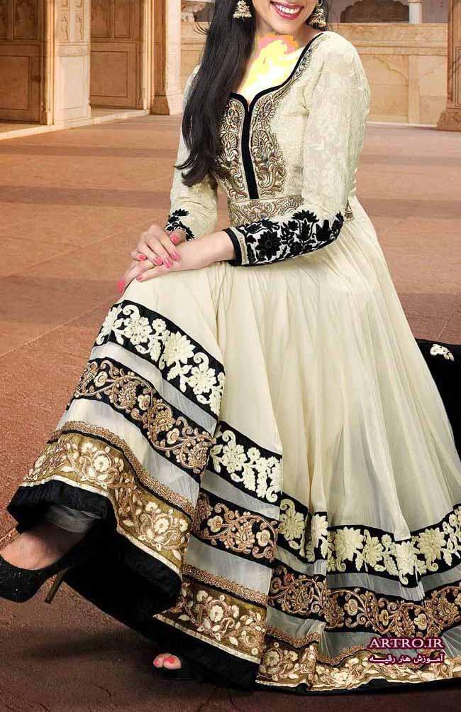 مدل لباس مجلسی هندی 2018-2019