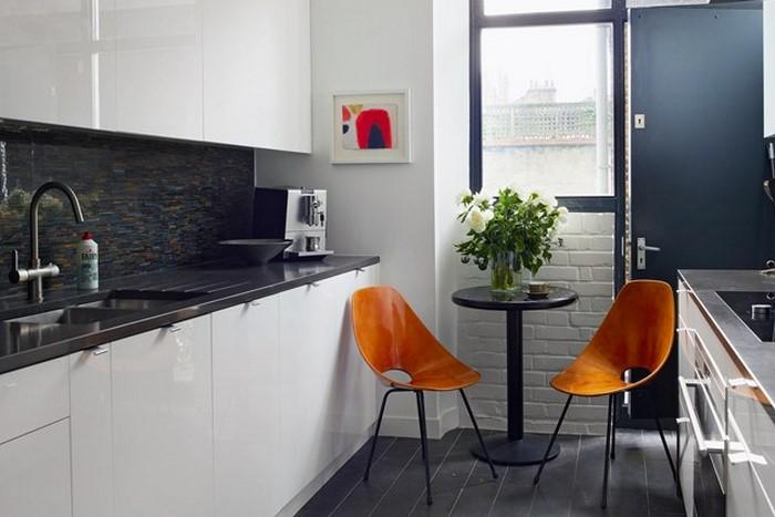 راهکارهای برای بزرگ به نظر رسیدن آشپزخانه های کوچک