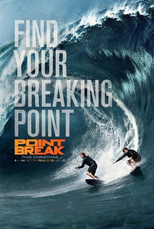 دانلود فیلم نقطه شکست Point Break