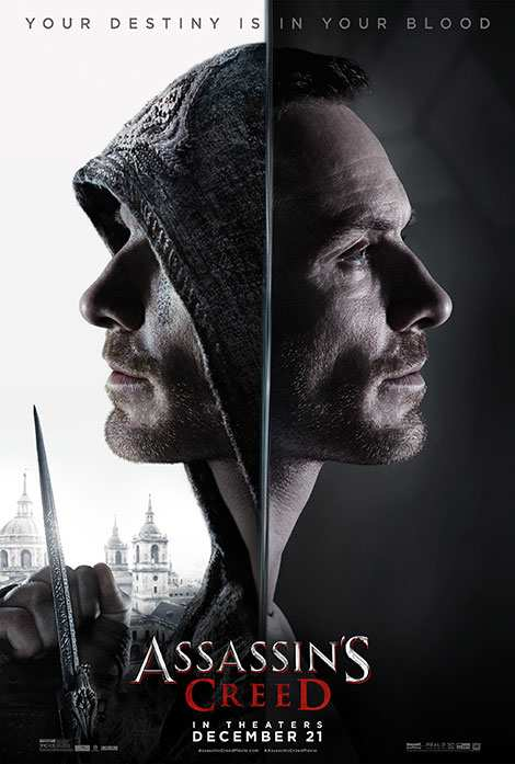 دانلود فیلم فرقه قاتلین Assassins Creed 2016