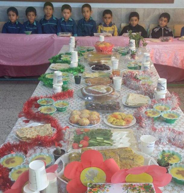 مرحله دوم جشنواره صبحانه سالم در بيرجند برگزار شد