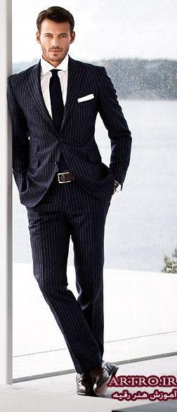 مدل کت و شلوار مردانه 97