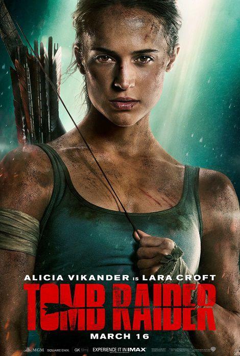 دانلود فیلم توم ریدر Tomb Raider 2018