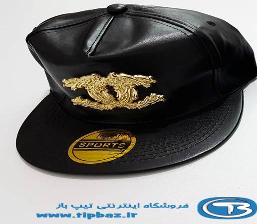 کلاه کپ اسپرت مشکی _ کد 16