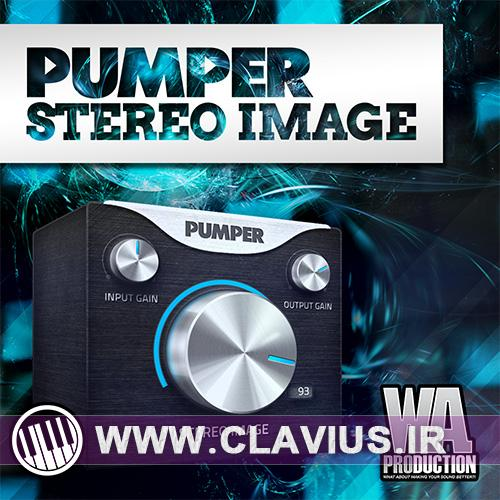 دانلود رایگان پلاگین حرفه ای PUMPER Stereo Image