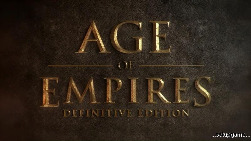 تاریخ انتشار بازی Age Of Empires: Definitive Edition اعلام شد