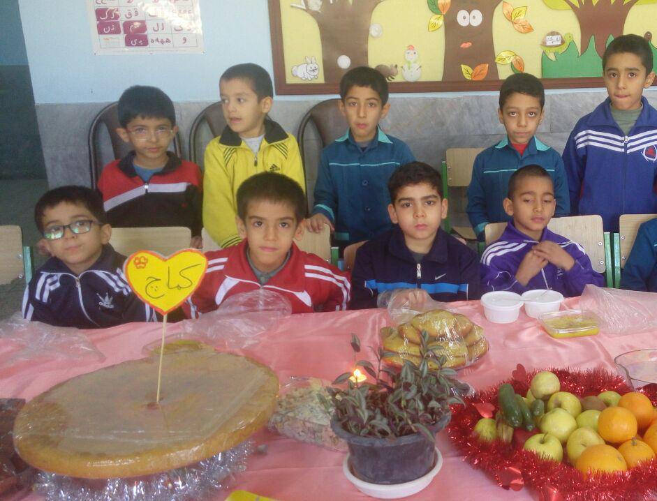 آخرين مرحله جشنواره صبحانه سالم در دبستان شهيد آيت دوره اول برگزار شد