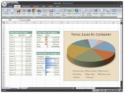 بهینه سازی با فایلهای XLSB در Excel 2007 , 2010