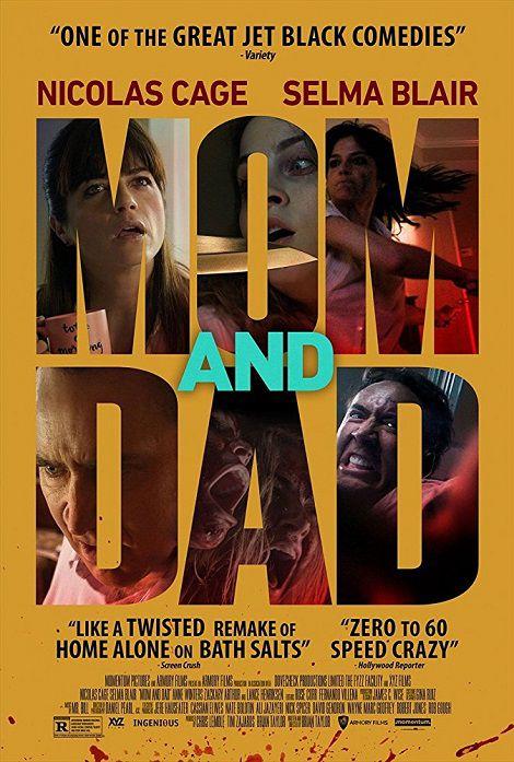 دانلود فیلم مامان و بابا Mom and Dad 2017
