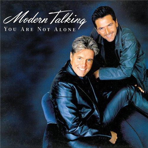 متن و ترجمه آهنگ You Are Not Alone از Modern Talking
