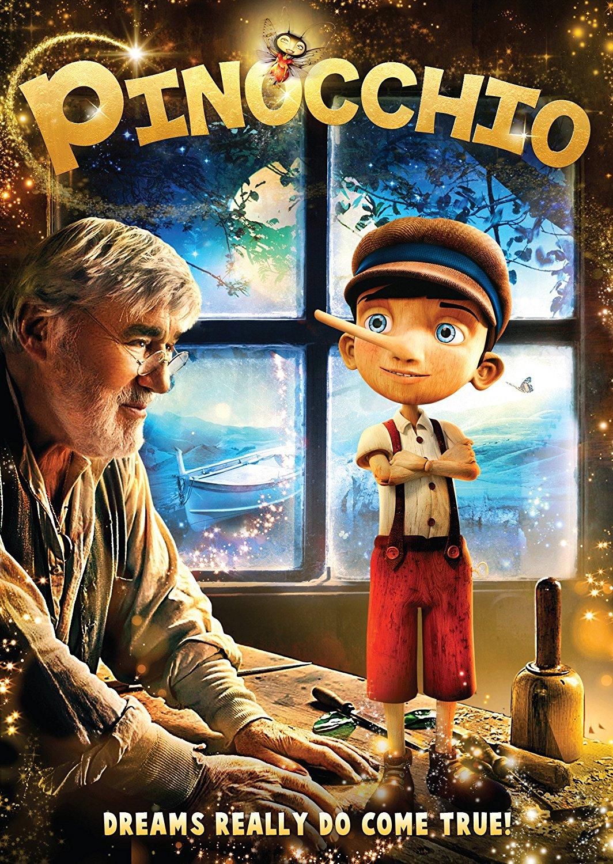 دانلود فیلم Pinocchio 2015