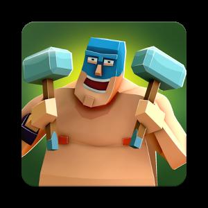 دانلود رایگان بازی Fling Fighters v1.0.3 - بازی مبارزان پرتابگر برای اندروید و آی او اس