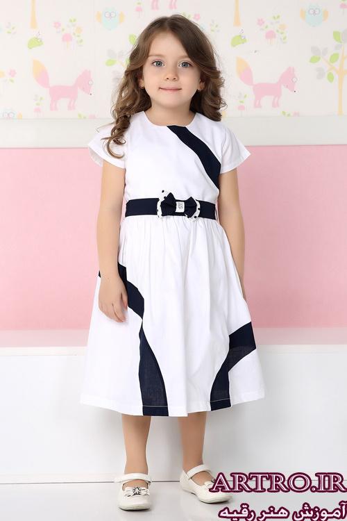 مدل لباس دختر بچه سال 97