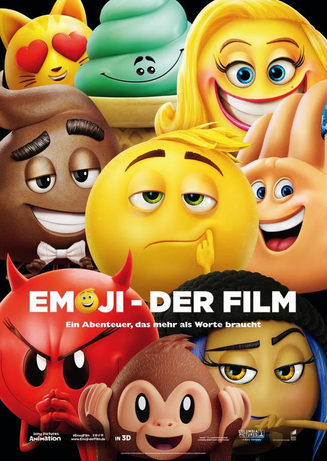 انیمیشن ایموجی The Emoji 2017