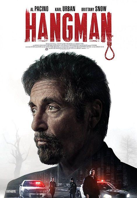 دانلود فیلم دارزن Hangman 2017 دوبله فارسی