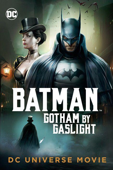 دانلود انیمیشن Batman: Gotham by Gaslight 2018