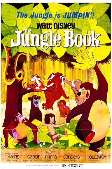 انیمیشن کتاب جنگل