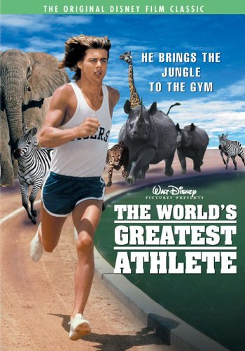 بزرگترین ورزشکار دنیا