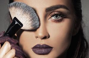 مهاجرت مدلینگ معروف الهام عرب به امارات