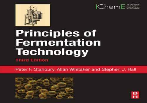 Principles of Fermentation Technology| Third Edition