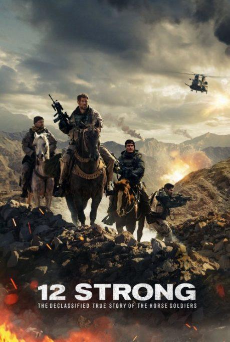دانلود رایگان فیلم Twelve Strong 2018