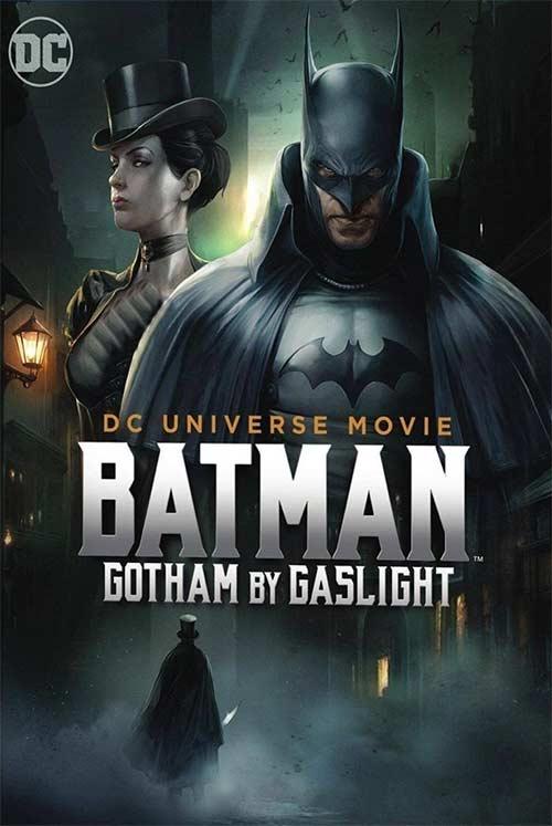 دانلود رایگان فیلم Batman Gotham By Gaslight 2018