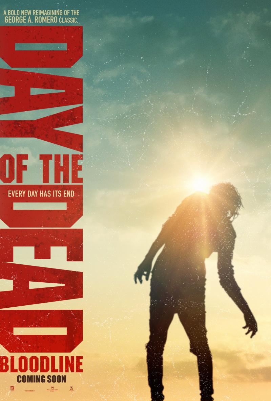 دانلود رایگان فیلم Day Of The Dead Bloodline 2018