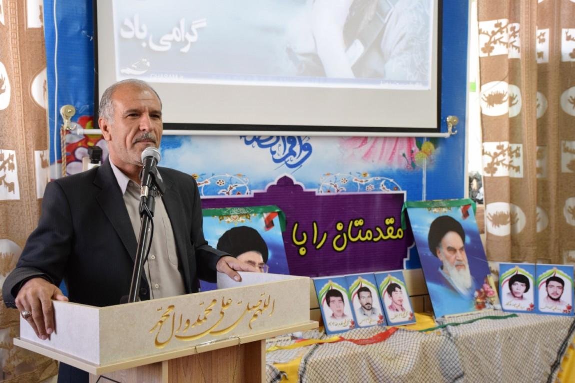 برگزاری مراسم صبحگاه دانش آموزی در آموزشگاه نیایش روستای پاقلات+عکس
