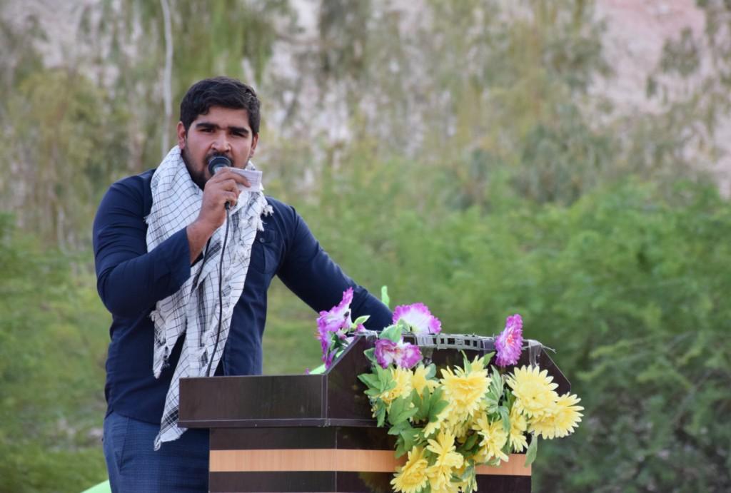 برگزاری مراسم هفته دفاع مقدس در روستای پاقلات+عکس