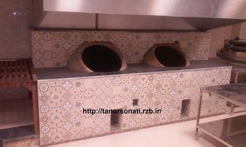 خرید تنور سنتی نانوایی برای تهران