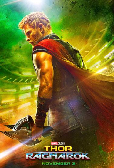 دانلود فیلم خارجی Thor: Ragnarok 2017