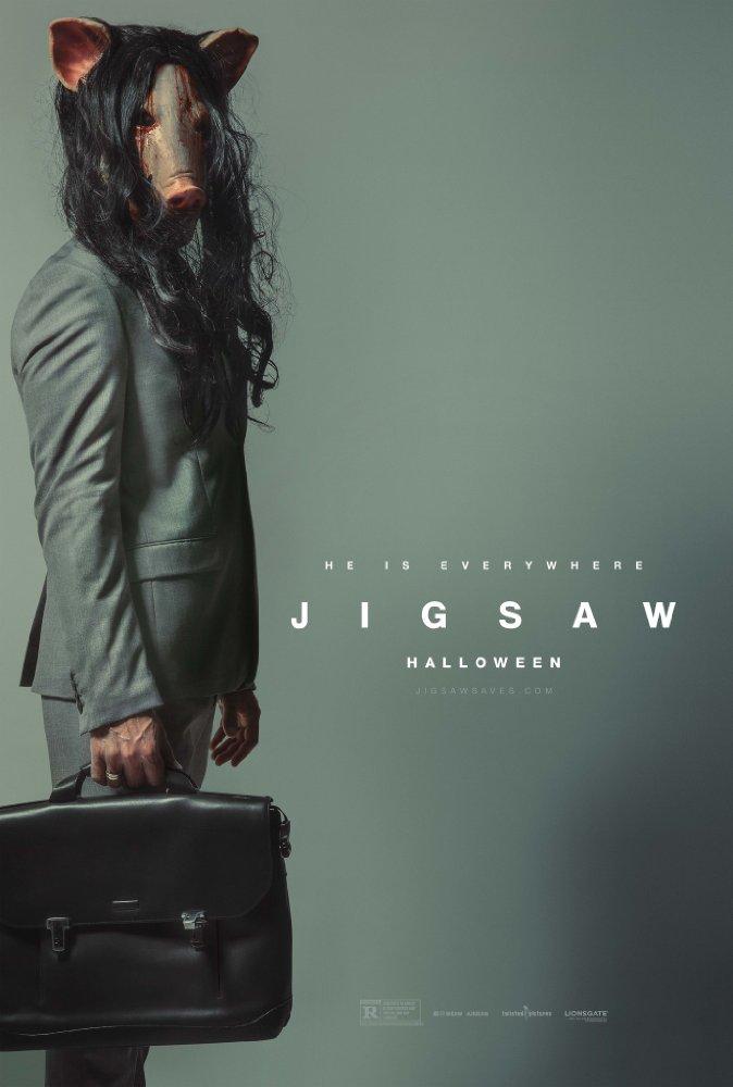 دانلود فیلم خارجی Jigsaw 2017