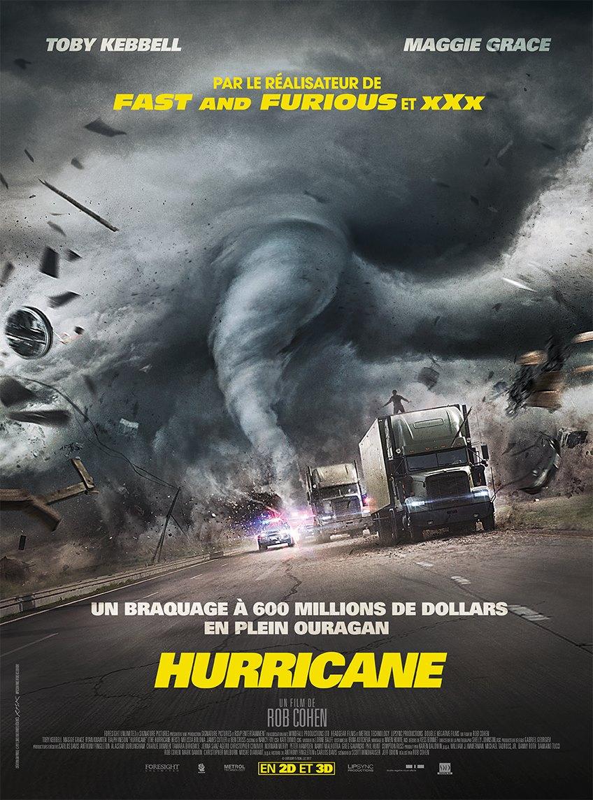 دانلود فیلم The Hurricane Heist 2018
