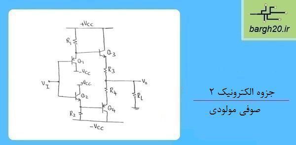 الکتورنیک2 صوفی مولودی