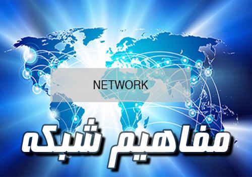 مفاهیم اولیه انواع شبکه