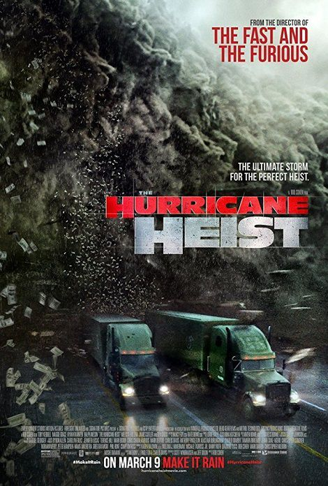 دانلود فیلم سرقت طوفانی با دوبله فارسی The Hurricane Heist 2018