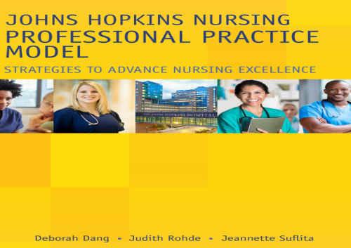 کتاب Johns Hopkins Nursing Professional Practice Model